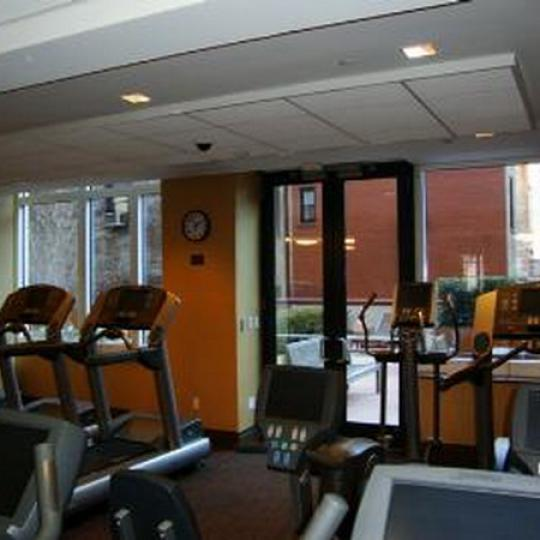 45 Park Avenue Fitness Center – Manhattan Condos for Sale