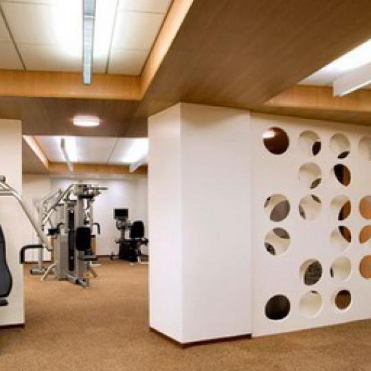 Deco Lofts Condominiums – Fitness Center