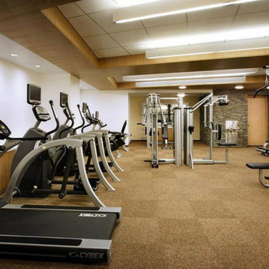 Deco Lofts Fitness Center – Condominiums for Sale NYC