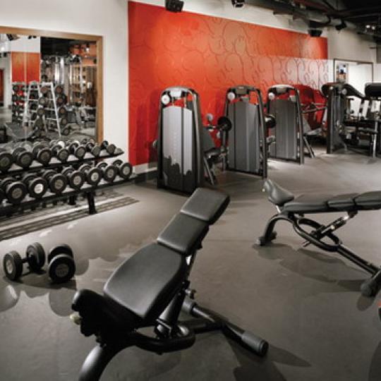 88 Greenwich Street Fitness Center – Manhattan New Condos