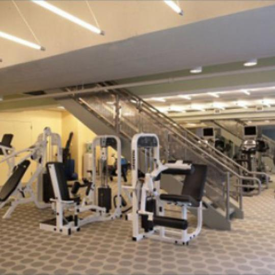 Museum Tower Fitness Center - Manhattan Condos for Sale