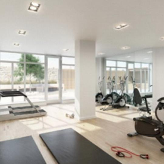 Pascal New Construction Building Fitness Center – NYC Condos