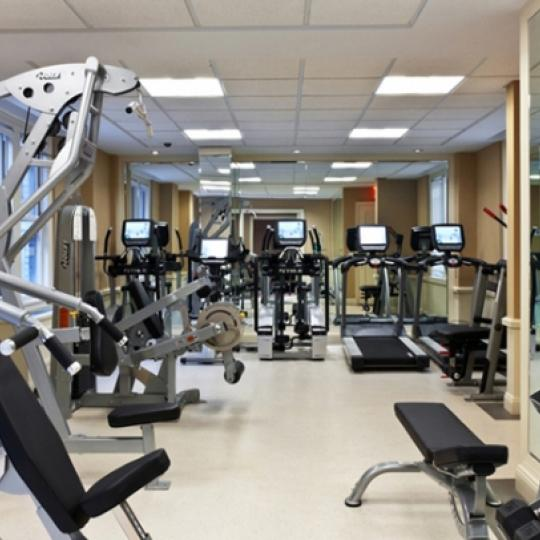 167 East 82nd Street Fitness Center - Manhattan Condos