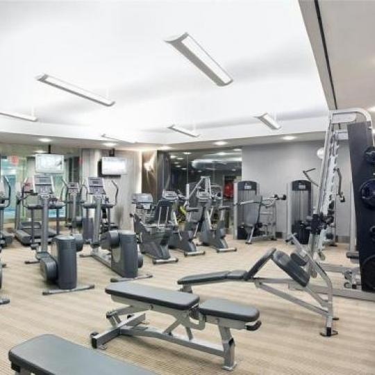 120 Riverside Boulevard Health Club - Manhattan New Condos
