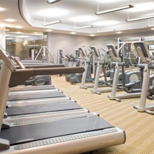 Trump Place Health Club - 120 Riverside Boulevard Condos for Sale