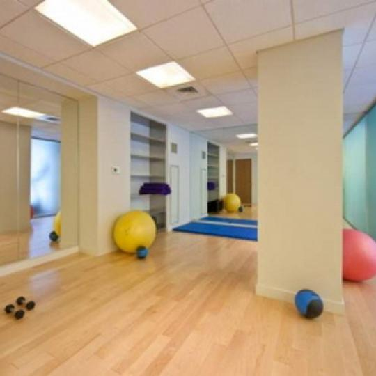 555 West 59th Street Health Club – Manhattan New Condos