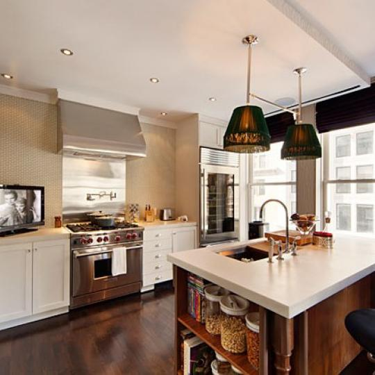 141 Fifth Avenue Kitchen - Condos for Sale NYC