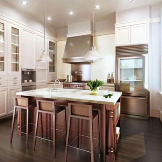 141 Fifth Avenue Condominium Kitchen