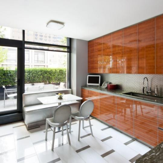170 East End Avenue NYC Condos - Kitchen
