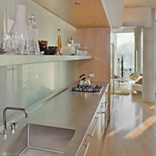 173 Perry Street Kitchen - Condominiums for Sale NYC