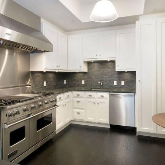 180 East 93rd Street Condominiums - Kitchen