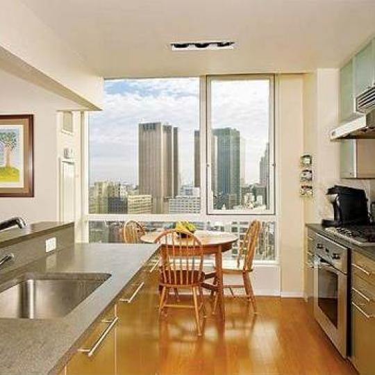 200 Chambers Street Kitchen - Condos for Sale
