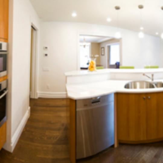 235 West 71st Street Kitchen Area – New Condos for Sale NYC