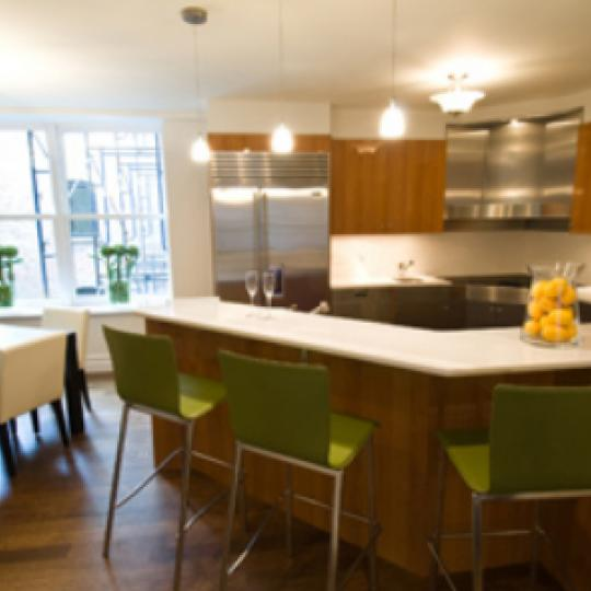 235 West 71st Street Kitchen – NYC Condos for Sale