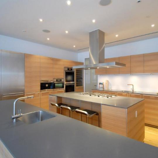 25 Bond Street Kitchen Area – New Condos for Sale NYC