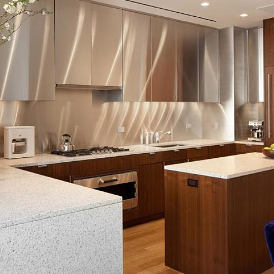 350 West Broadway Kitchen Area - Condos for Sale