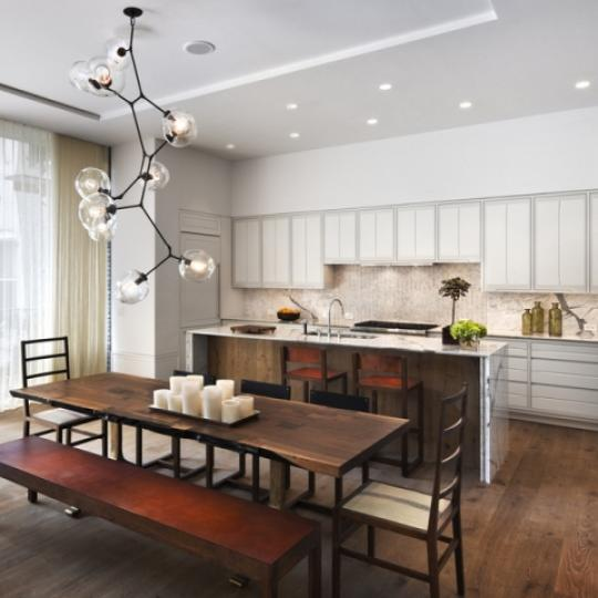41 Bond Street Kitchen - Condominiums for Sale NYC