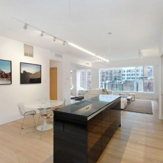 459 West 18th Street Kitchen - Condominiums for Sale NYC