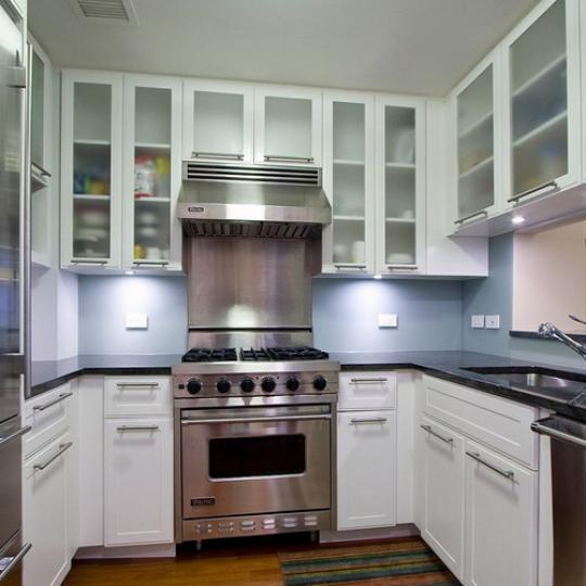 45 Park Avenue Condominiums – Kitchen