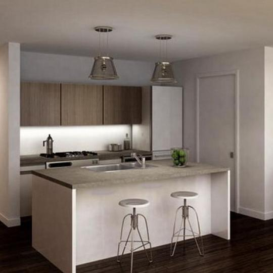 520 West Chelsea Kitchen Area – New Condos for Sale NYC