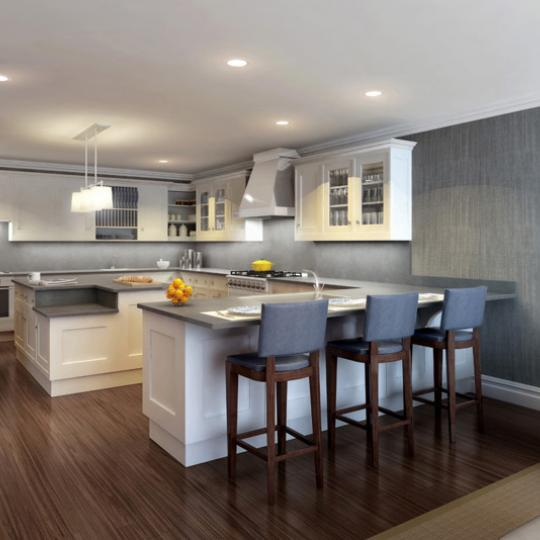 535 West End Avenue Kitchen – Manhattan New Condos