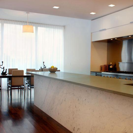 57 Irving Place Kitchen - Condos for Sale