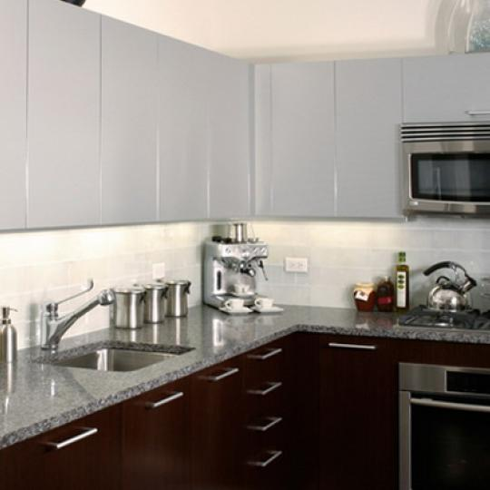 Avery Kitchen - Upper West Side NYC Condominiums