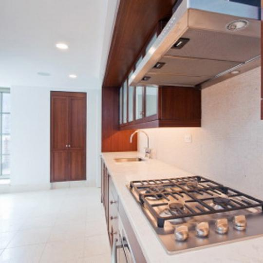 Barbizon 63 Kitchen - Upper East Side NYC Condominiums