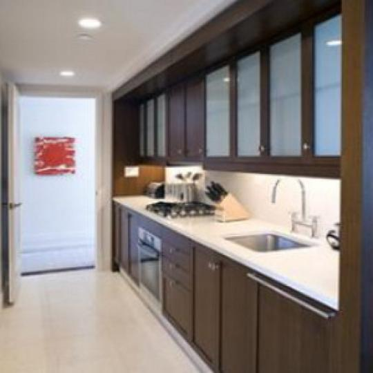 Barbizon 63 Kitchen – Manhattan Condos for Sale
