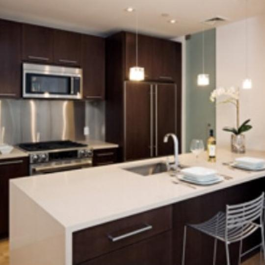 Conrad Kitchen - 342 East 110th Street Condos for Sale