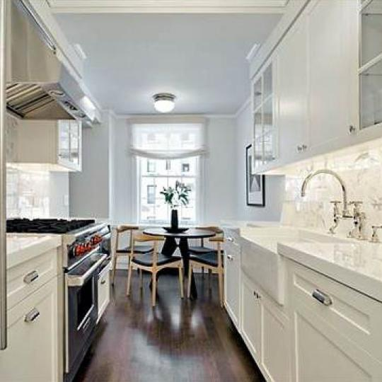 Devonshire House Kitchen Area – New Condos for Sale NYC
