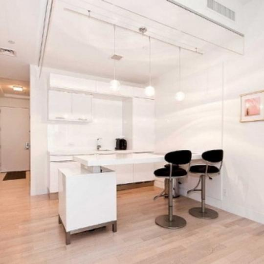 111 Fulton Street Kitchen Area– NYC Condos for Sale