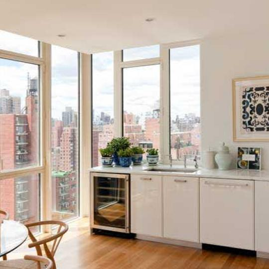 Georgica Kitchen - Upper East Side NYC Condominiums