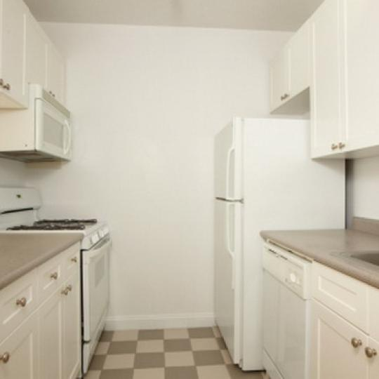 Greenwich Club Residences New Construction Building Kitchen Area – NYC Condos
