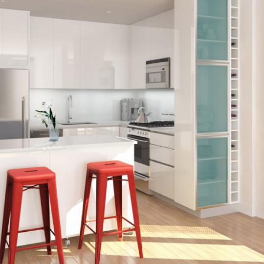 148 East 24th Street Kitchen - NYC Condos for Sale