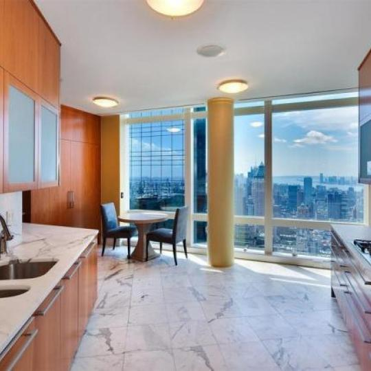 Residences at Mandarin Oriental Condominiums - Kitchen