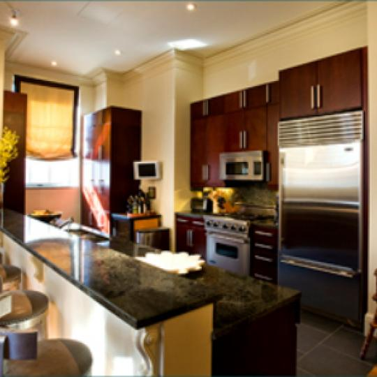 The Beekman Regent Kitchen - Condominiums for Sale NYC