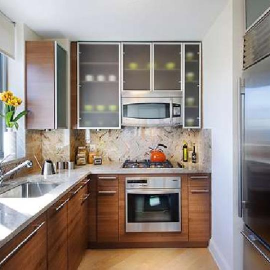 235 East 55th St Kitchen - Manhattan New Condos