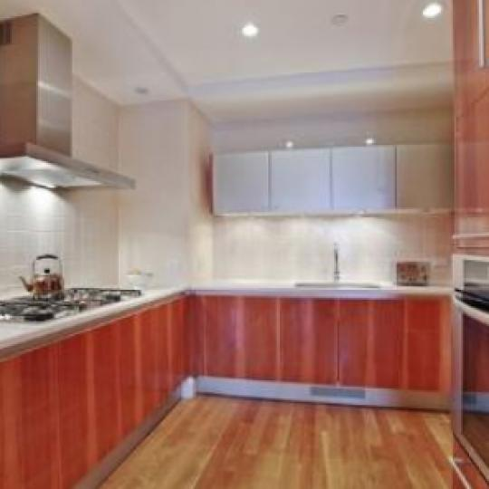 110 Central Park South  Kitchen - NYC Condos for Sale
