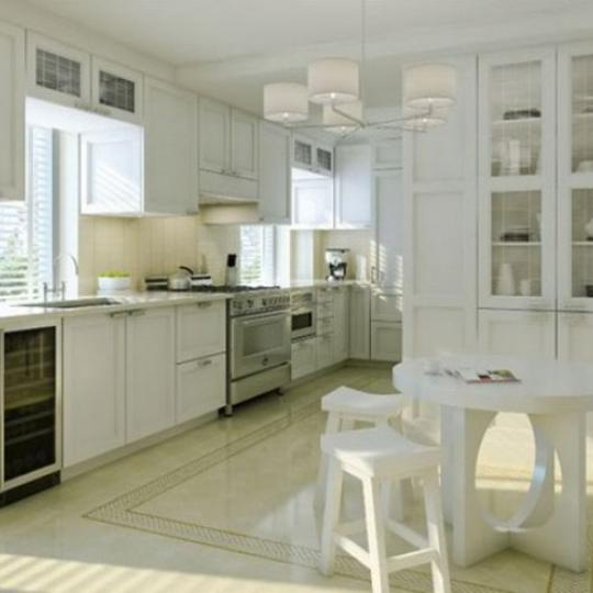 167 East 82nd Street NYC Condos - Kitchen at The Merritt House