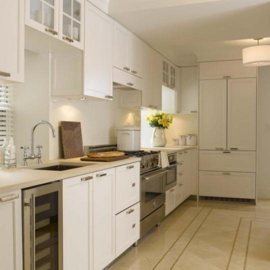 The Merritt House Kitchen - Upper East Side NYC Condominiums