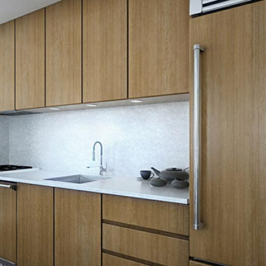 400 Fifth Avenue NYC Condos – Kitchen Area at The Setai Fifth Avenue