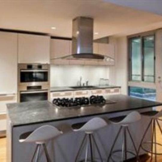 415 Greenwich Street Condominium Kitchen