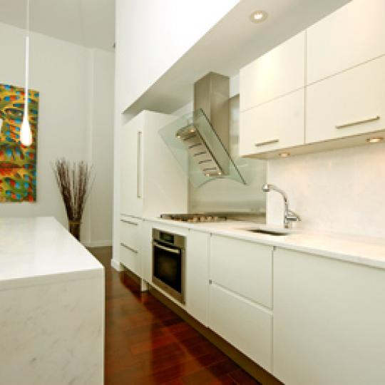 Tribeca Townhomes Kitchen - Condominiums for Sale NYC