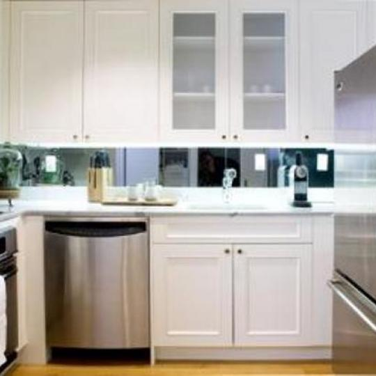 502 Park Avenue Condominium Kitchen