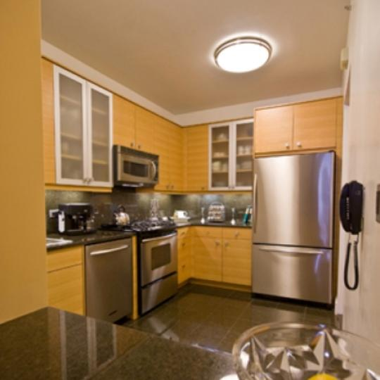 120 Riverside Boulevard Kitchen - NYC Condos for Sale