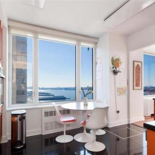 220 Riverside Boulevard Kitchen - NYC Condos for Sale