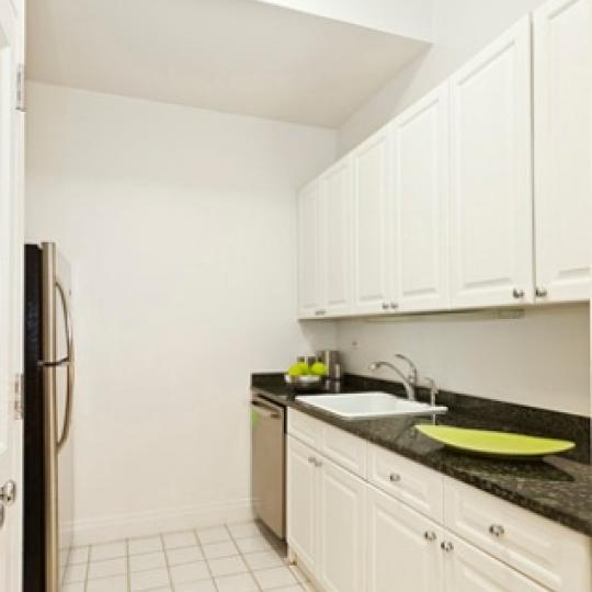 350 East 82nd Street NYC Condos - Kitchen at Wellington Tower