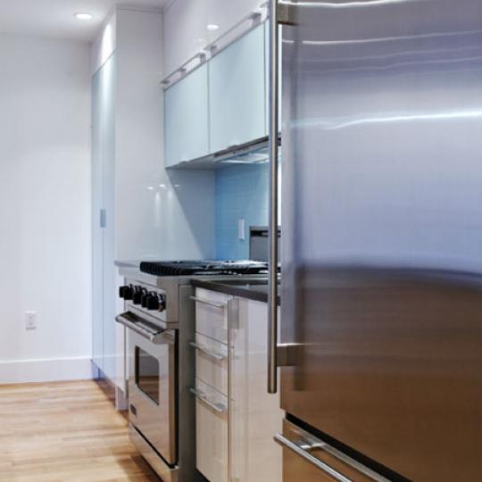 117 West 123rd Street Kitchen - NYC Condos for Sale