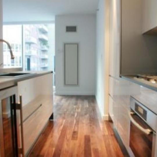 Yves Chelsea New Construction Building Kitchen Area – NYC Condos